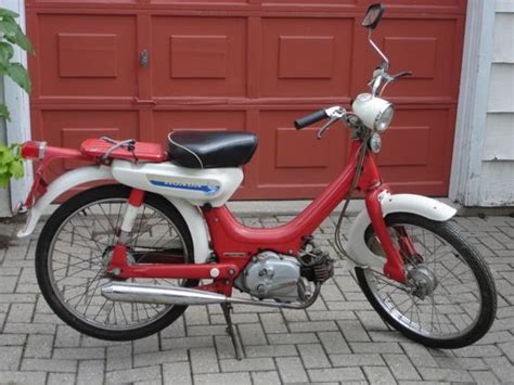 Pedal Versneleng Honda Win 1972 honda moped bikes honda and mopeds