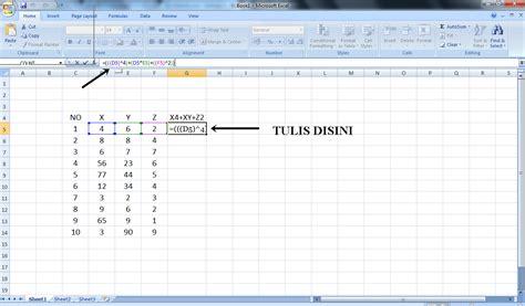 cara membuat grafik persamaan linier di excel rosa s blog cara membuat aplikasi matematika