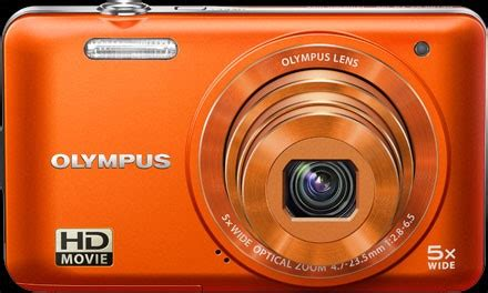 olympus vg 160: digital photography review