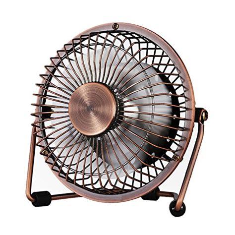 small quiet desk fan small usb desk fan glamouric mini personal fan