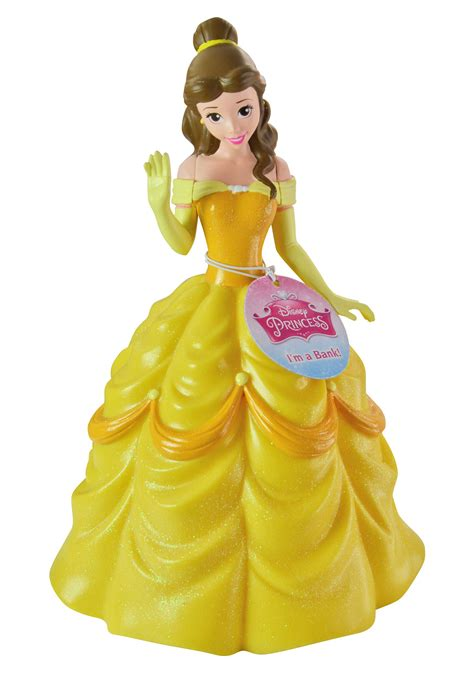 princess s disney princess belle coin bank
