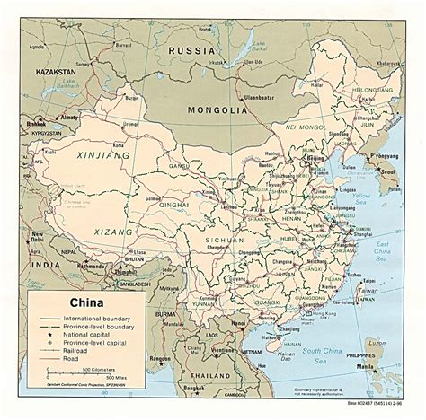 map of ancient china geography readings and maps asia for educators columbia
