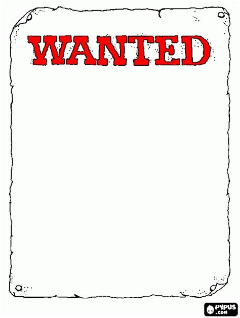 printable colour poster wanted poster f coloring page printable wanted poster f