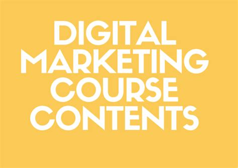 Courses On Marketing 1 by Digital Promo Best Digital Marketing