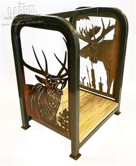 Indoor Firewood Rack by 1000 Ideas About Indoor Firewood Rack On
