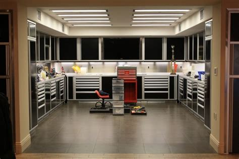 home garage workshop garage cabinets for the ultimate