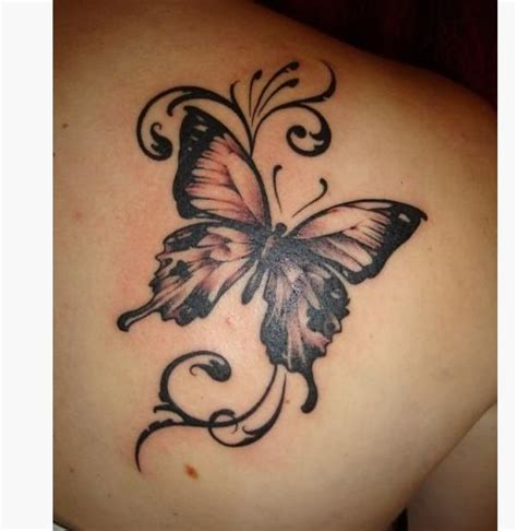 best feminine tattoo designs 21 butterfly shoulder tattoos for