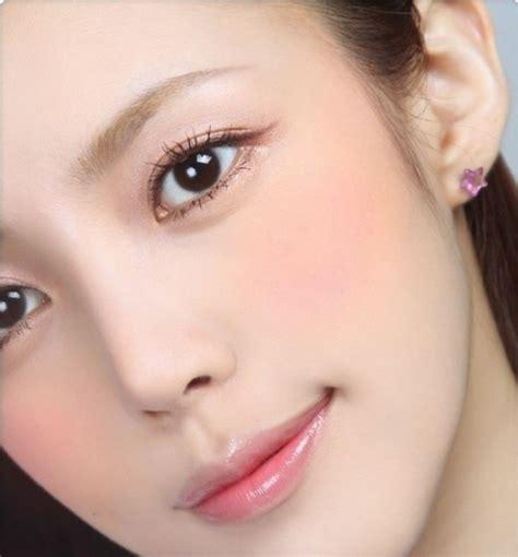 korean wedding makeup tutorial image gallery korean cosmetic makeup eye