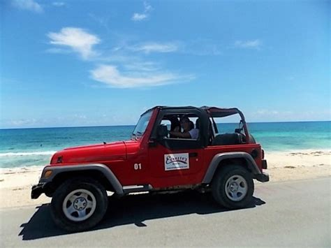 cozumel jeep rental cozumel by jeep you me and the dock