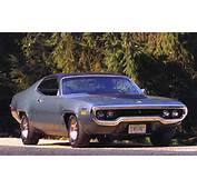 More Other Muscle Car Wallpaper Border