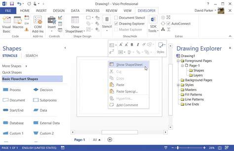 visio doc custom data graphics in visio 2013