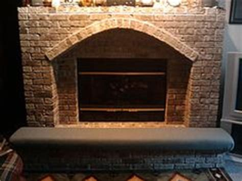 our fireplace hearth cushions on