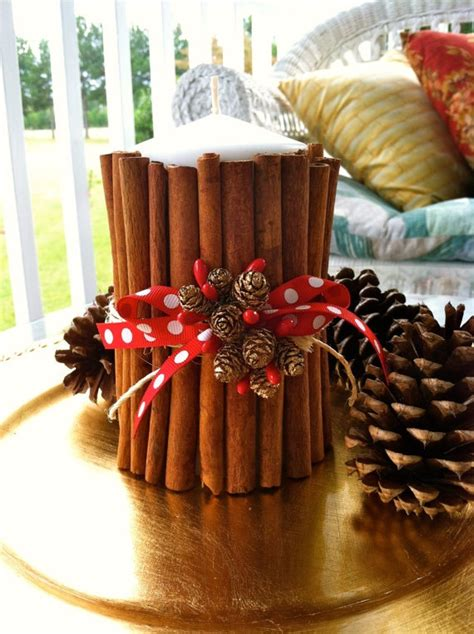 most beautiful cinnamon christmas decoration ideas christmas celebrations