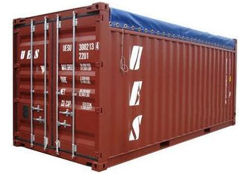 Open Rack Container by Containers