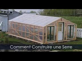 construire une serre de jardin en bois 201 de