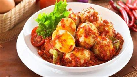 resep telur bumbu bali spesial