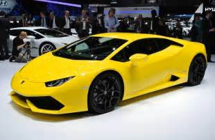 Lamborghini Huracan 2014 Geneva 2014 Lamborghini Huracan Is A Sight To Behold