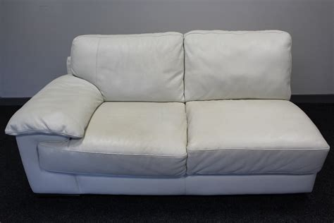 white sofa cleaner how to clean white leather furniture clinic