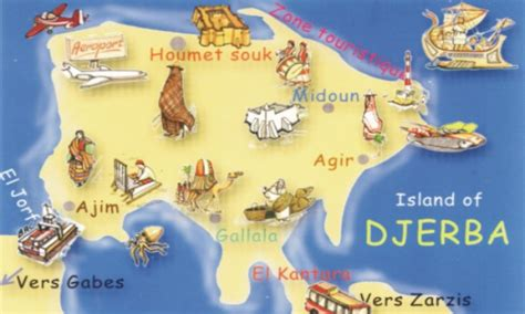 Location voiture Djerba : Louer une voiture de location à l'aéroport Djerba, Zarzis, Midoune