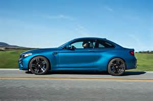 Bmw M2 Coupe Bmw M2 Drive Exhilarating Tossable And Thoroughly