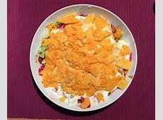 Nacho - Schicht - Salat von sandra-ko | Chefkoch.de Nacho Salat Rezept