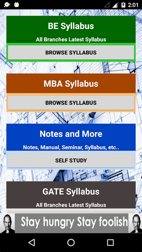 Mba Colleges Vtu by Vtu Syllabus Android Apps On Play