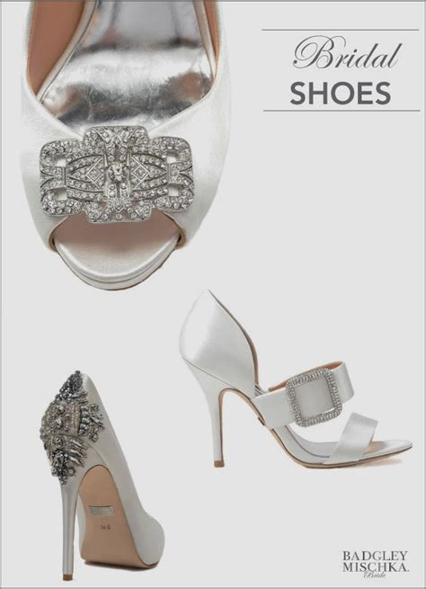 wedding shoes badgley mischka badgley mischka bridal shoes the magazine