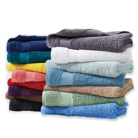 bath towel cannon ring spun cotton bath towels towels or washcloths