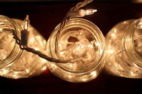mason jar christmas lights christmas light mason jar christmas decorating