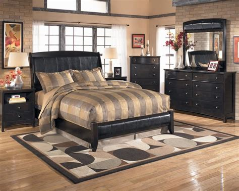 black side tables bedroom how awesome room decoration with black furniture atzine com