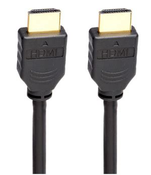 High Speed Hdmi To Hdmi Cable Od73mm Gold Plated 4k 15 Meter coboc 6 high speed hdmi to hdmi cable gold plated black ebay