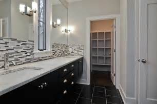 glass tile backsplash ideas bathroom july 2014 bynum design