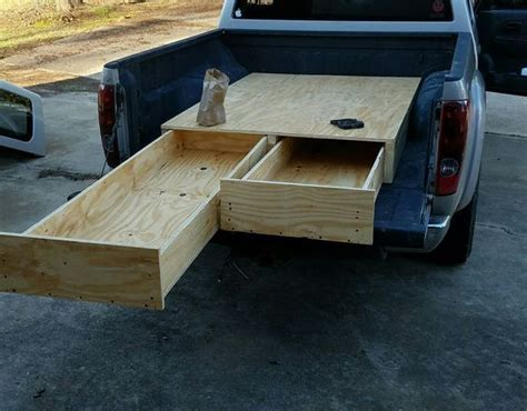 truck bed drawers diy 17 best ideas about truck bed drawers on pinterest truck bed cing truck accessories store and flatbeds for pickups