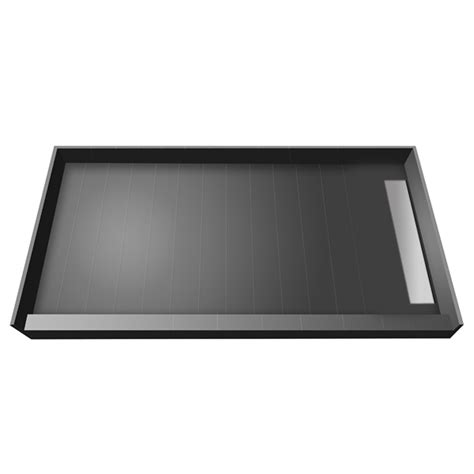 32x60 Shower Pan by Meatloaf Pan With Drain From Sears