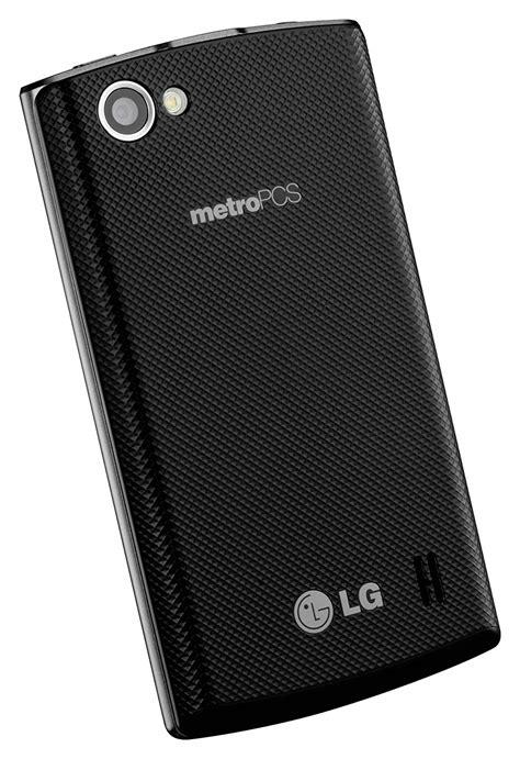 LG Optimus M+ Prepaid Android Phone (MetroPCS) - BIG nano