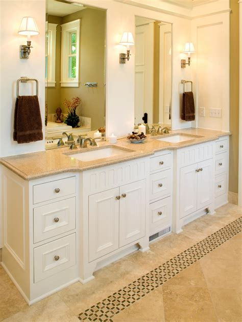 Bathrooms With White Cabinets Photo Page Hgtv