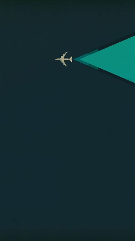 wallpaper iphone minimal plane tap to see more nice minimalist iphone wallpapers