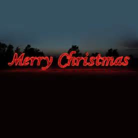 outdoor lighted merry christmas signs reanimators
