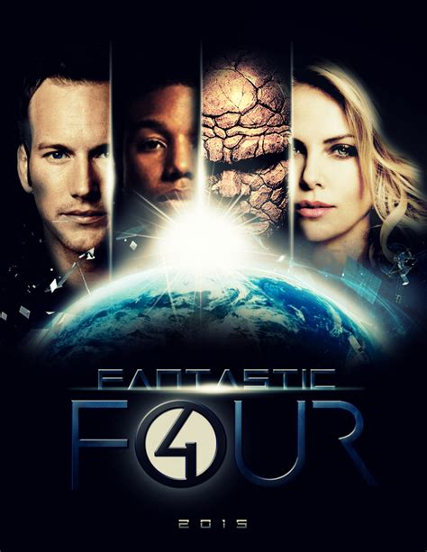 film bagus rilis 2015 fantastic four teaser poster by mrsteiners d6cf9xh png