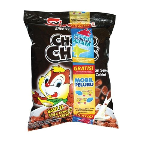 Gery Sereal Coklat Isi 10 Pcs supplier makanan sarapan