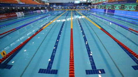 how much is a lap pool did you know how much water an olympic size swimming pool