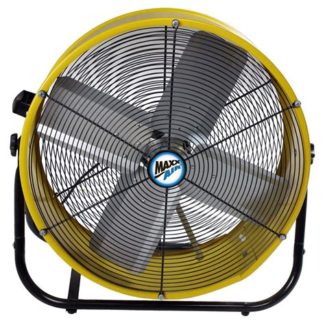 max air 24 inch fan maxx air 24 inch direct drive barrel tilt fan unoclean