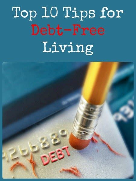 tips  debt  living backdoor survival