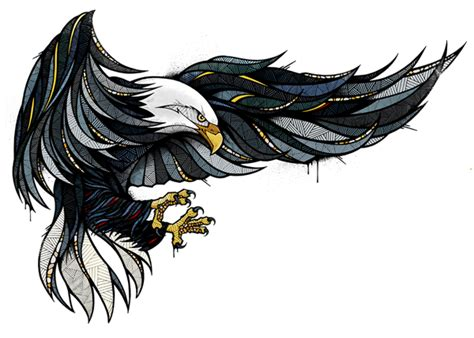 eagle tattoo png andreas preis 22 graphic art news