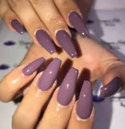 shape and color nails 25 top notch ballerina shaped nails designs sheideas