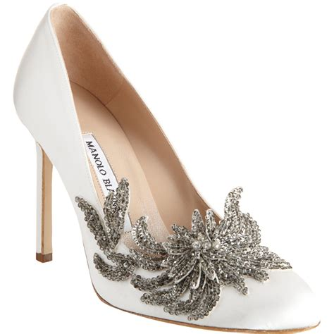 Wedding Shoes Manolo Blahnik by A Guide To Wonderful Comfortable Bridal Shoes