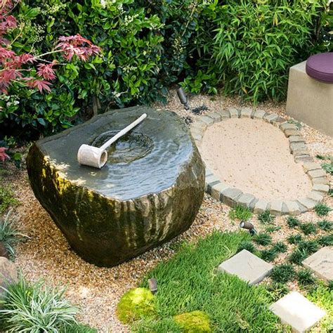 Zen Garden Decor Picture Of Relaxing Japanese Inspired Front Yard Decor Ideas