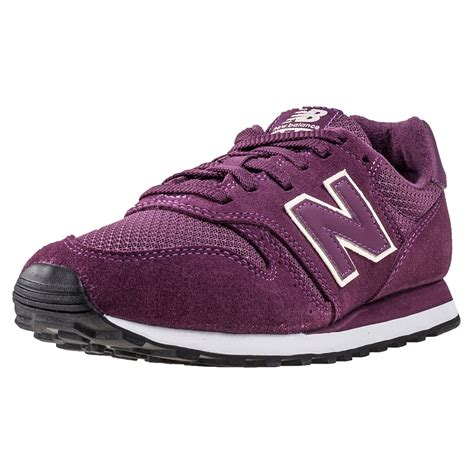 New Balance Classic Womens 1 new balance 373 v1 classic running womens trainers in burgundy