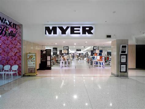 meyer australia myer macquarie centre refurbishment contract award prime