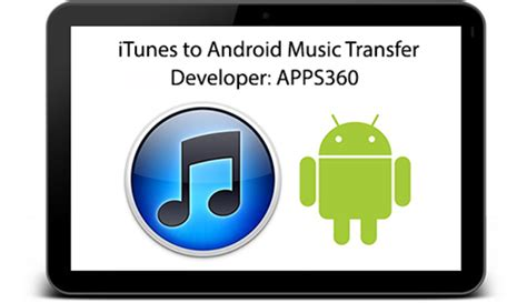 transfer itunes to android sync itunes to android apk for android aptoide